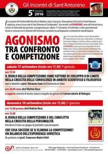 Programma S. Antononino set ott 2016